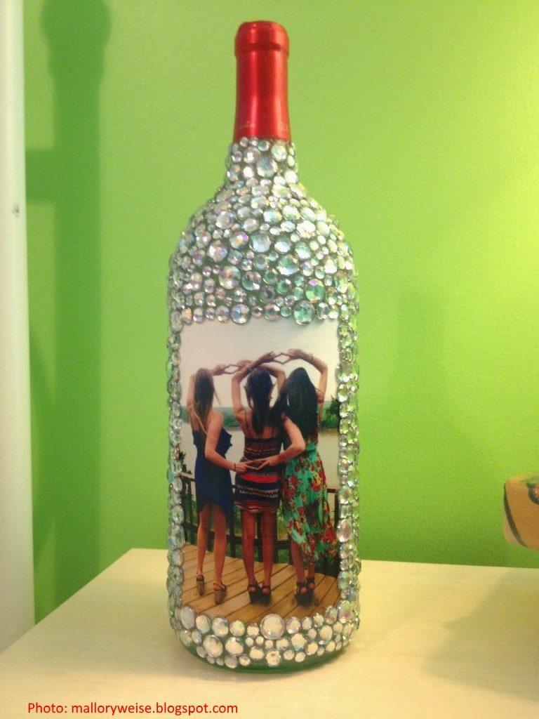 идеи из бутылок 06
