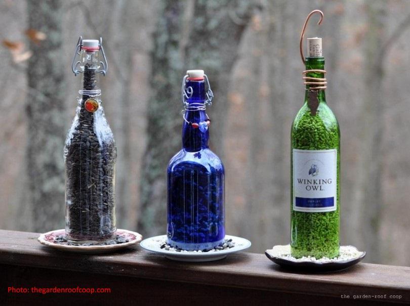 идеи из бутылок 08