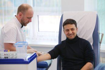 Медицинская экспертиза кандидатов в президенты Украины